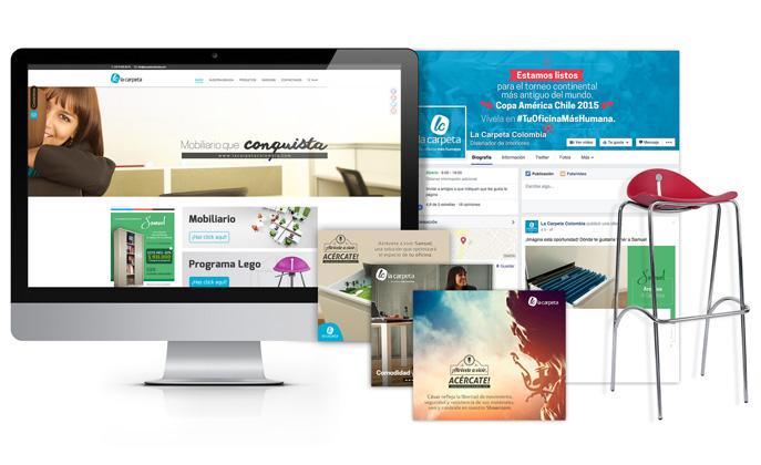 Diseño de páginas web en Bogotá