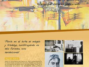 Alejandro Beltrán - Diseño Web Corporativo