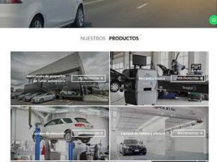 Web Catálogo de Productos - Link Trade