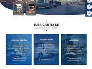 Diseño catálogo de productos para Global Oil