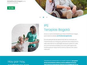 IPS Terapias Bogotá - Sitio Web Corporativo