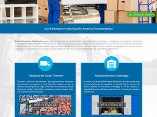 Sitio Web Corporativo - Muvit