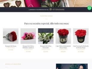 Universal Roses - Diseño tienda online