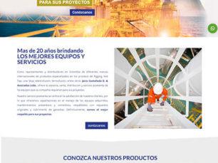 Web Catálogo - JCD Asociados